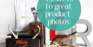 Tips To Enhance Product Photography